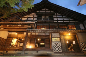 【Satoyama villa 本陣】殿様も休憩したお屋敷に宿泊できる 2020年11月 オープン