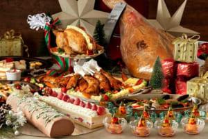 【サンシャインシティプリンスホテル】新たなブッフェスタイルでクリスマス&年末年始期間の限定オープン