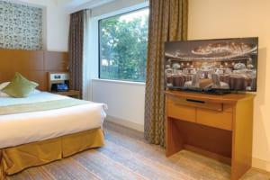【ロイヤルパークホテル】都内ホテル初!宴会場からのライブ映像を客室TVに配信する新サービスを開始