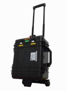 災害対策 移動型蓄電池『どか電』 衝撃価格で新発売