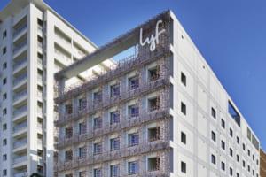 【lyf Tenjin Fukuoka】アスコット社日本初進出コリビングホテルを2021年6月16日に福岡、天神にオープン