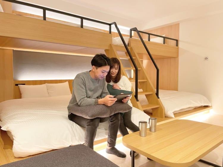 「お試し同棲プラン」提供開始ー「FAV HOTEL TAKAYAMA」「FAV HOTEL TAKAMATSU」