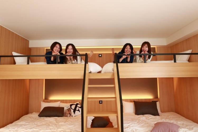 「FAV HOTEL TAKAYAMA」一棟貸しプラン提供開始