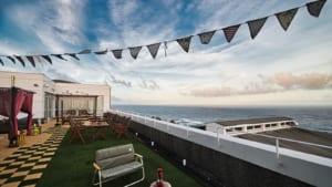 高知県土佐清水市のリゾートホテル「足摺テルメ」の指定管理者に採択。2021年11月にグランピング施設を併設し、リニューアルオープン予定