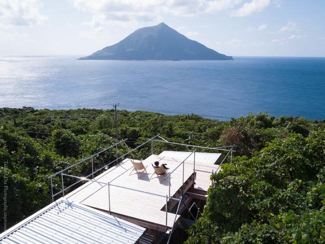 離島の宿泊機能付きサテライトオフィス『Island and office』提供開始