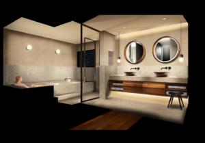 sankara hotel &spa 屋久島 最高級のバスルームを備えたマナサヴィラとプールサイドサウナ登場