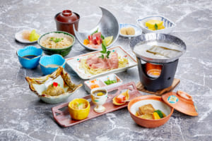 ホテル コレクティブ オンラインショップ新商品と琉球料理パーティープラン