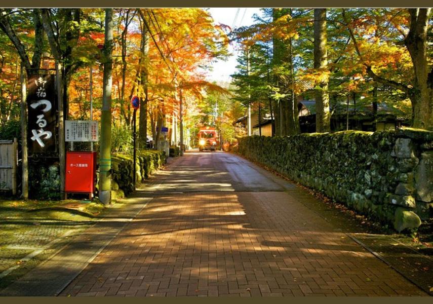 ブッキング・ドットコム、秋の検索数ランキングに合わせて、美しい紅葉鑑賞を楽しむことができる旅先とおすすめの宿泊施設5選をご紹介!